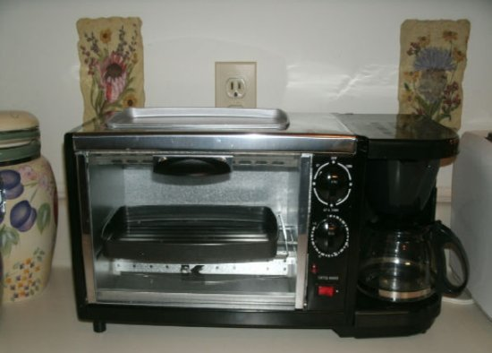 Space Saving Kitchen Appliances