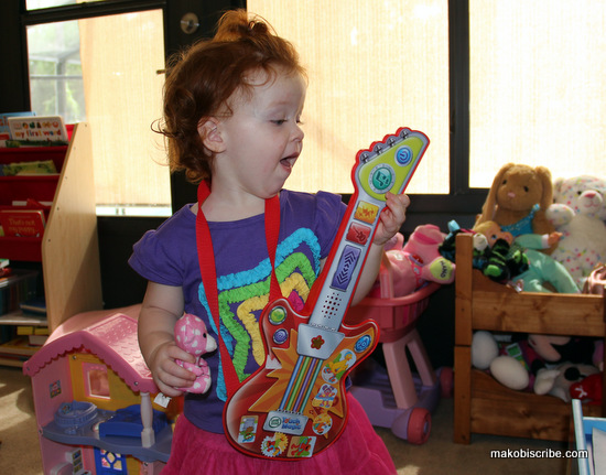 LeapFrog Magic Touch Guitar