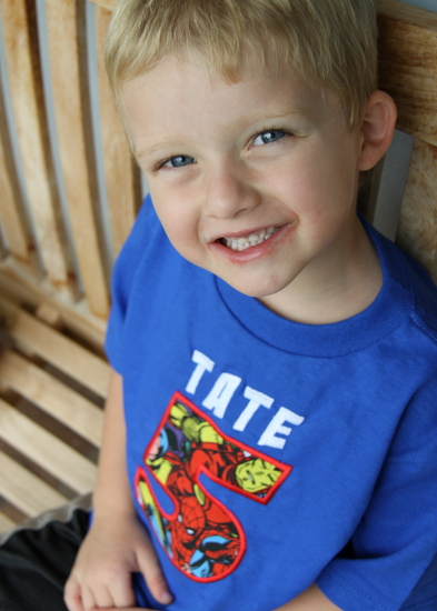 Personalized Tshirts for Kids