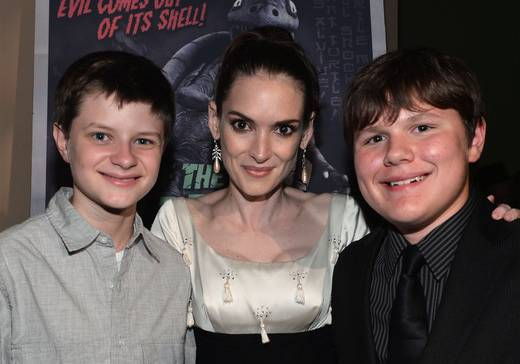 Winona Ryder Charlie and Rob