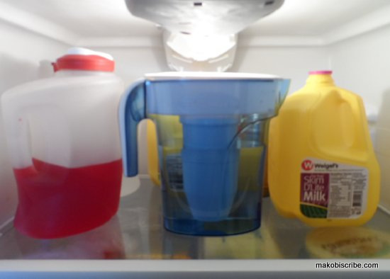 Using Filtered Water Pitchers