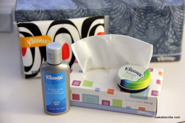 Don't Share Your Cold, Share Kleenex On Halloween #KleenexCares