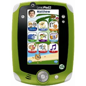 LeapFrog LeapPad2 Explorer #XmasGifts Sweepstakes