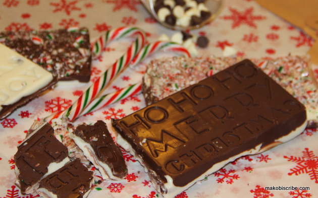 Peppermint Bark Recipe And A #GoldEmblem Twitter Chat