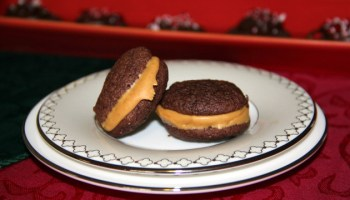 Peanut Butter Chocolate Sandwich Recipe