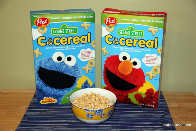 Toddlers Cereal