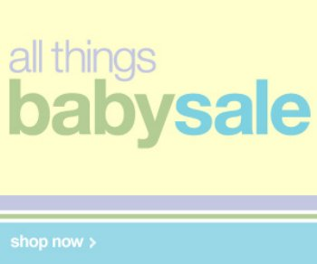 Are You Expecting A Baby? Save On Baby Products At The #Baby Sale