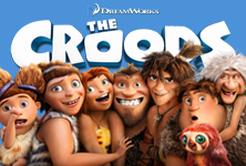 #TheCroods Night At The Movies Sweepstakes