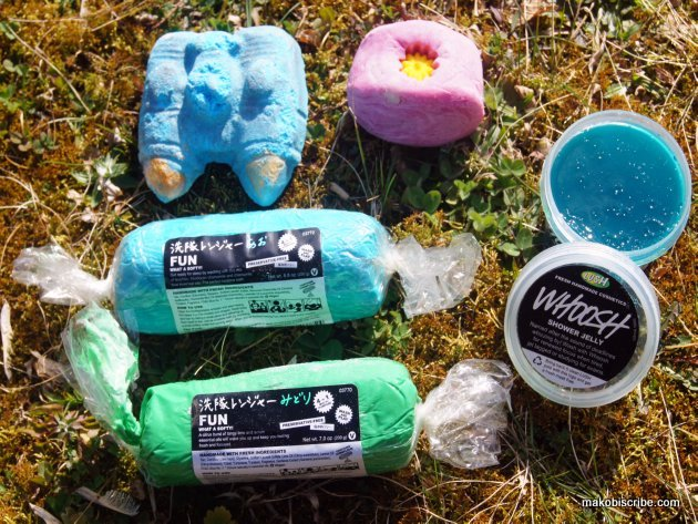 Give Handmade Bath Products On Mother's Day