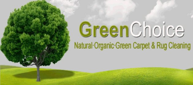 Organic Professional Carpet Cleaning From Green Choice