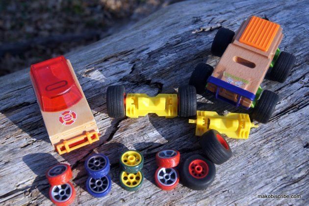 Cool Wooden Toy Cars For Kids Are Always Popular