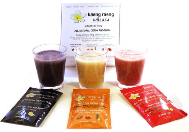 Cleansing Your Body Feels Great With Kaeng Raeng