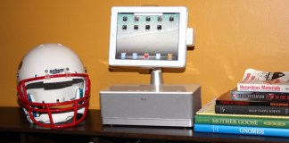 ipad docking station