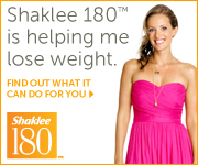 Struggling With Losing The Last Pounds #Shaklee180
