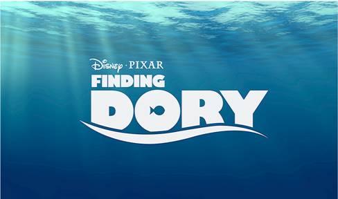 Disney/Pixar's FINDING DORY to Dive into Theaters November 25, 2015!!!