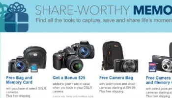Capturing Memorable Moments With Cameras From Best Buy
