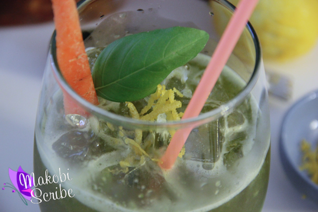 Peter Rabbit Cocktail REcipe