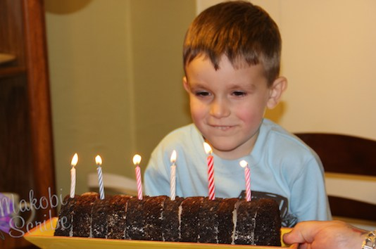Jakobi's 5th Birthday
