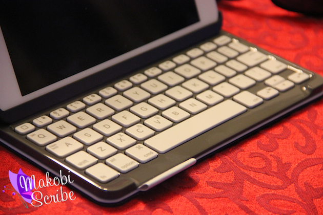 Travel In Style With An iPad Mini Keyboard Folio Case From Logitech