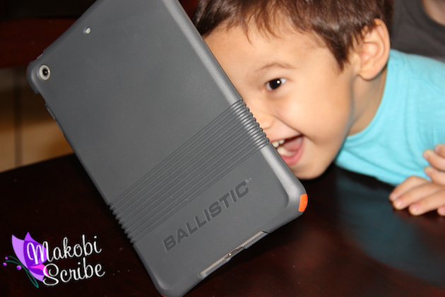 The Ballistic LS iPad Mini Case Keeps Your Electronics Safe
