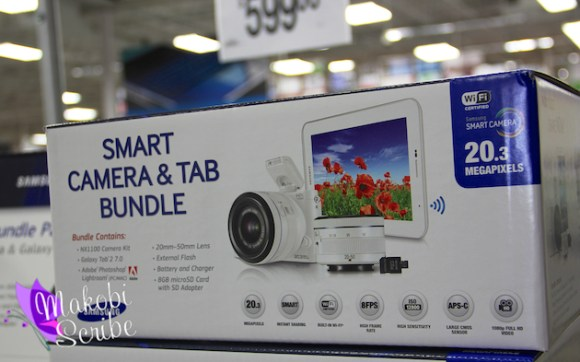 Samsung Smart Camera Bundle