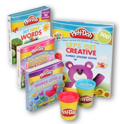 Good News! Play-Doh Has New Books For Young Children