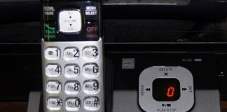 Quality Home Telephone And Answering Machine