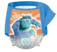 Monsters U Huggies Pull Ups
