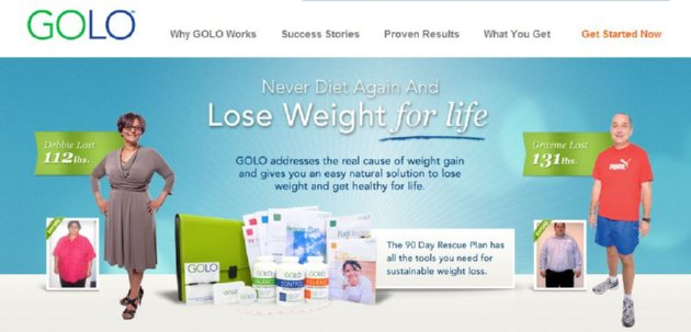 Maximize Your Weight Loss With GOLO