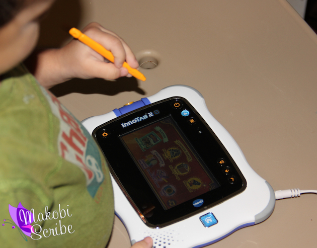Fun Learning Tablet For Kids From InnoTab