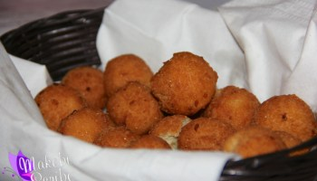 Sea Captains Hush Puppies