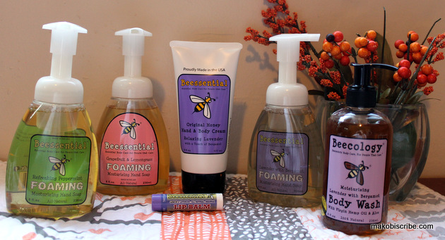 All Natural Beauty Products With Beeswax