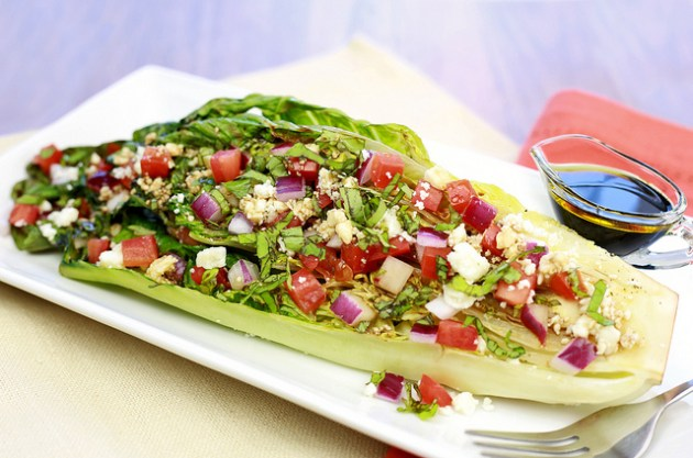 Hungry Girl Romaine Salad