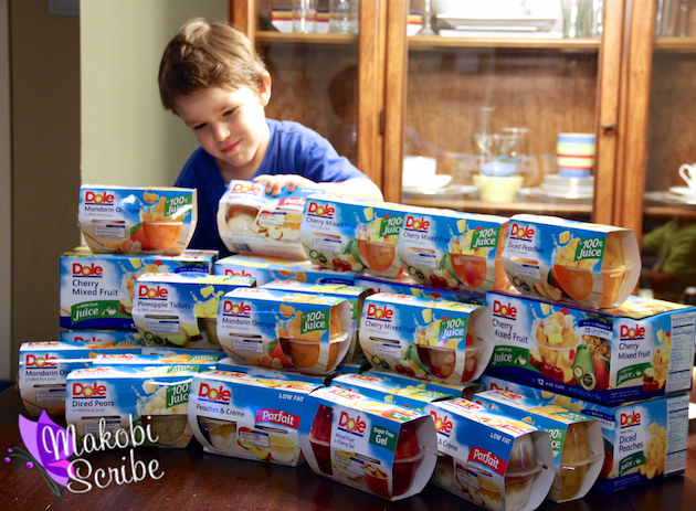 Donating Healthy Snacks For Kids #Dole4Kids #Cbias