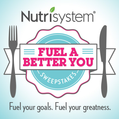 Nutrisystem Fuel Your Goals. Fuel Your Greatness. #FuelABetterYou