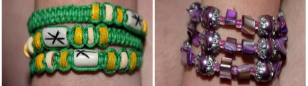 Beautiful Handmade Bracelets With A Cause