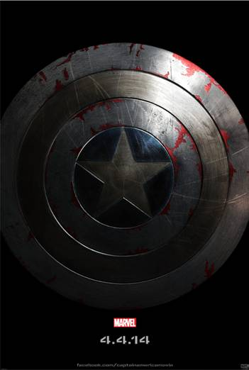 Marvel's CAPTAIN AMERICA: THE WINTER SOLIDER – Teaser Poster Now Available!!!