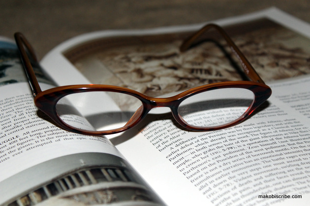 Reading Glasses Can Be Cute And Fashionable