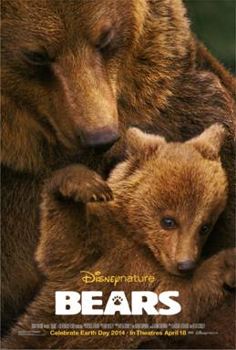 Disneynature's BEARS – Trailer & Poster Now Available!!!