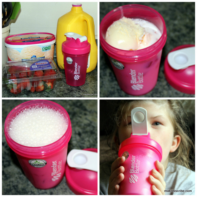 Making Healthy Drinks At Home