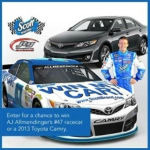 Celebrate The NASCAR Racing Experienece