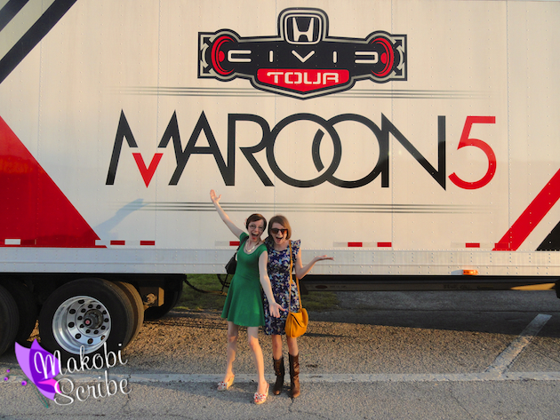 Honda Civic Tour 2013 With Kelly Clarkson And Maroon 5