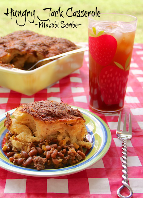 Hungry Jack casserole pinterest