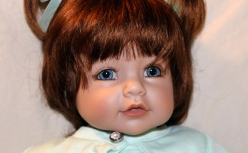 These Handcrafted Baby Dolls Are Precious