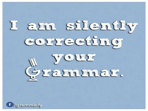 Is Improper Grammar A Blogging Pet Peeve?