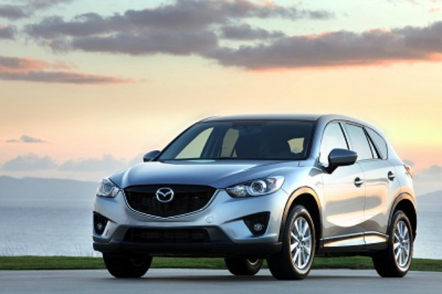 The Mazda CX-5 Is The Car That Has Everything