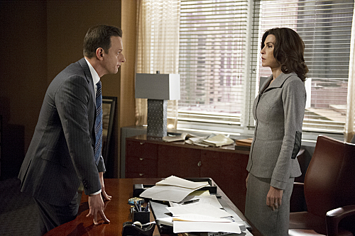 Work Relationships Gone Bad On The Good Wife