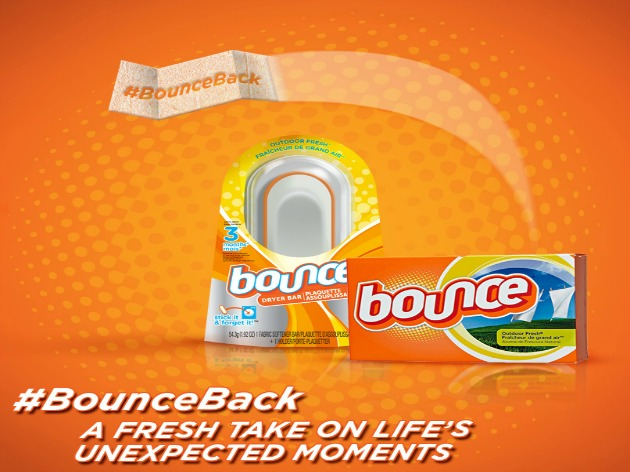 #BounceBack From Life's Embarrassing Moments