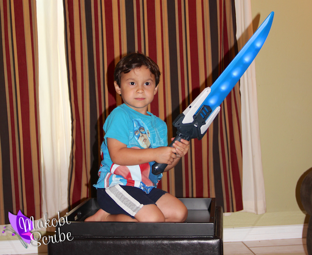 Imaginitve Play With Your Child's Heroes #MaxSteel