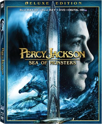 Percy Jackson: Sea Of Monsters 3D Deluxe Coming in December